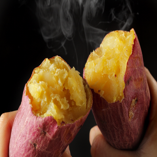 해남 꿀 고구마 밤 고구마 햇 고구마 (산지직송) 미세척 고구마, 한입 3kg