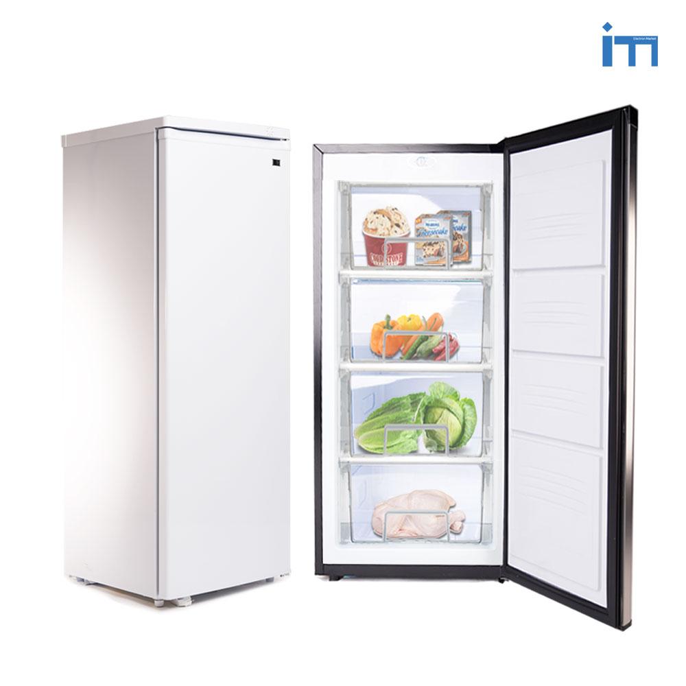 롯데필링스터보냉동고 터보냉동고 뚜껑형냉동고 서랍형 다목적냉동고, 아이엠서랍형냉동고BD-119L 4단 화이트