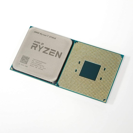 AMD Ryzen 2nd Gen 7 2700X - 4.3 GHz Eight Core (YD270XBGM88AF) Processor OEM VER with Thermal Paste, 상세 설명 참조0