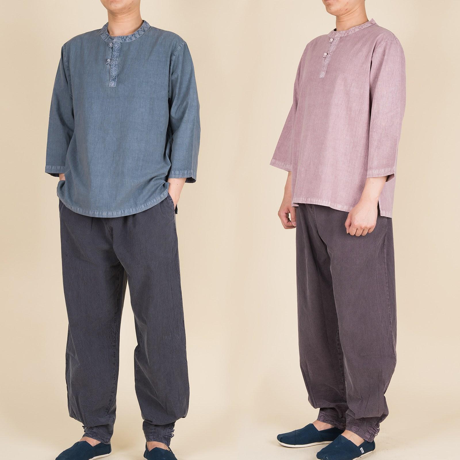 다오네우리옷 (세트할인) 남자-가온 30수 2ps 생활한복(개량한복)