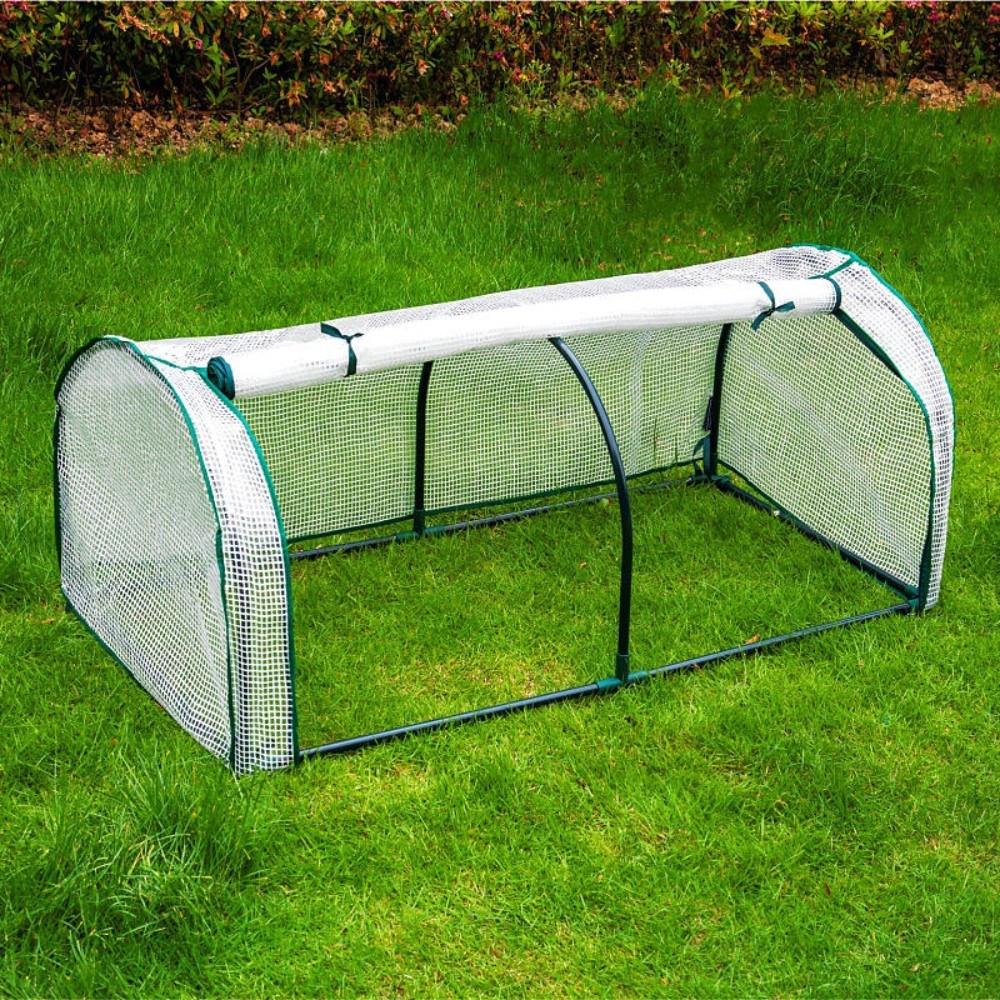 조립식 미니 소형 가정용 옥상 베란다 비닐하우스 온실 하우스, E(130*60*50)개