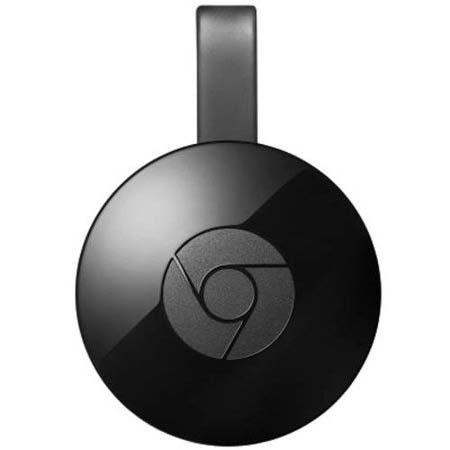 구글 [미국해외배송 정품] 크롬캐스트2 영상어댑터 스트리밍 미러링