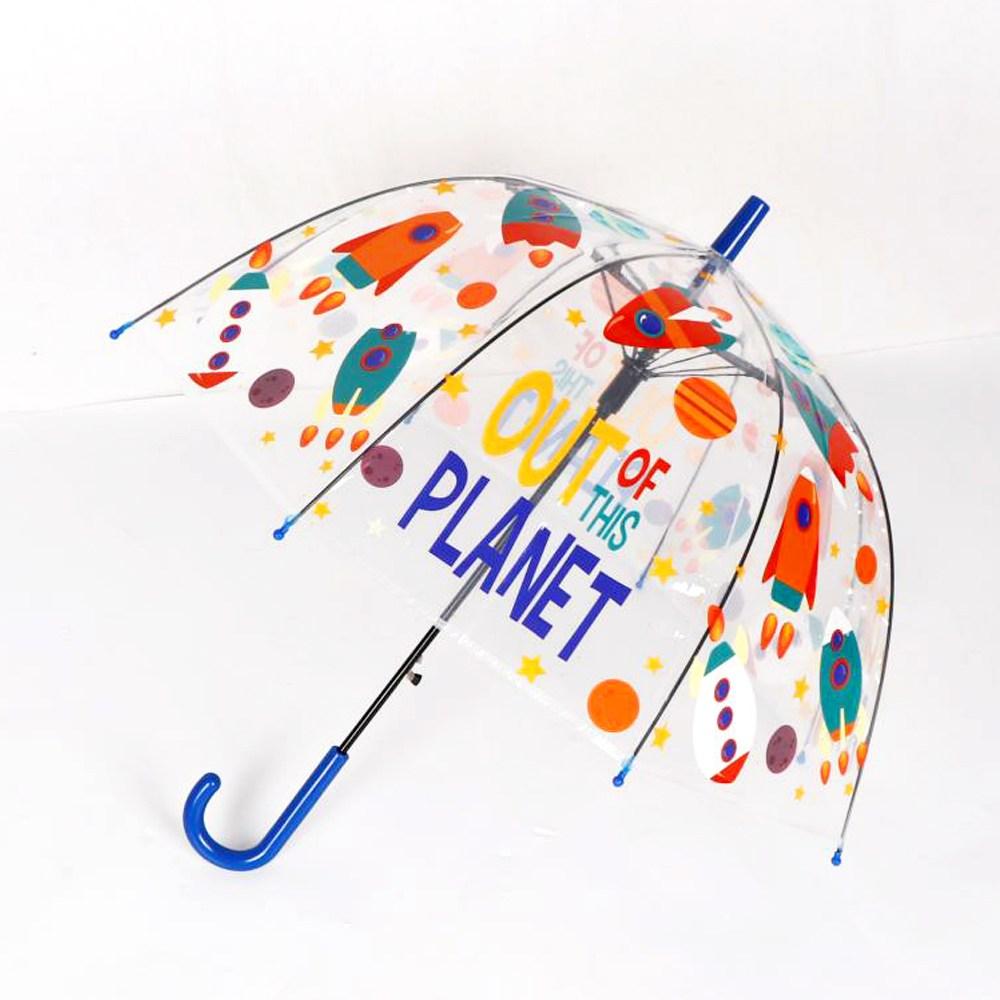 유아 캐릭터 돔형 우산 (4종류)