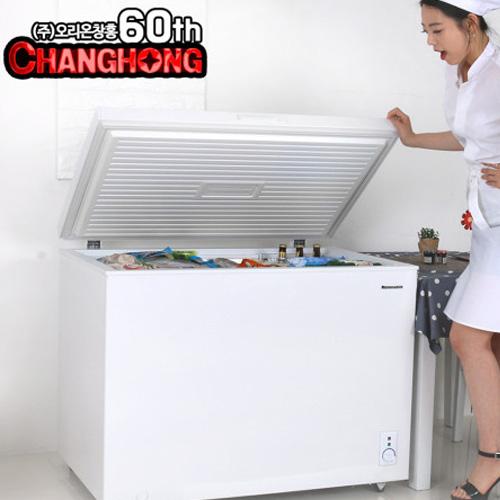 창홍 냉동고 98~291리터 소형 업소용 급속냉각, ORD-300CFW