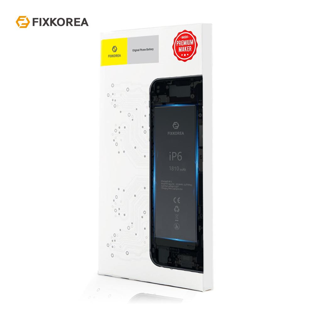 아이폰7 배터리 교체 8 플러스 6s 자가 교체 수리, 6 표준용량