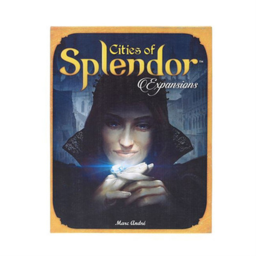 Splender 스플렌더 스플랜더확장판 영문판, 스플렌더 확장판 + 코팅카드