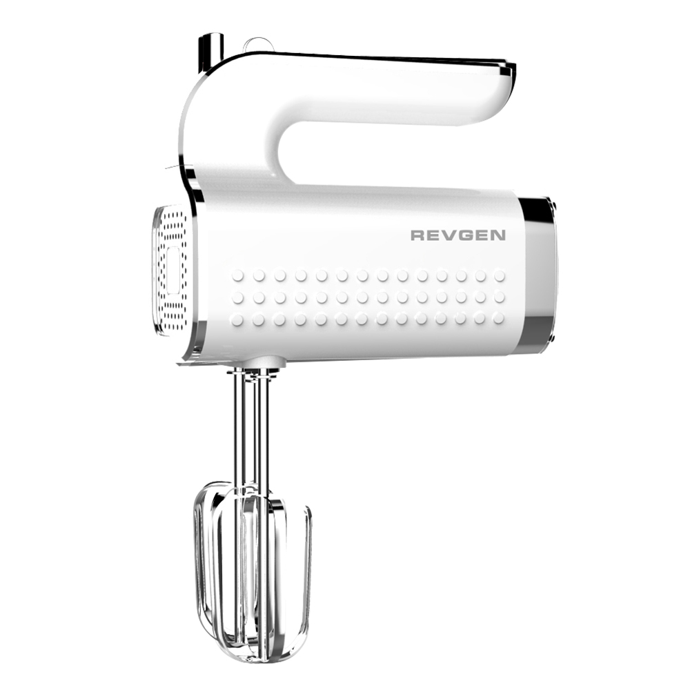 [베이킹스토리]레브젠 핸드믹서 RHM101 300W 크림화이트, 단일상품