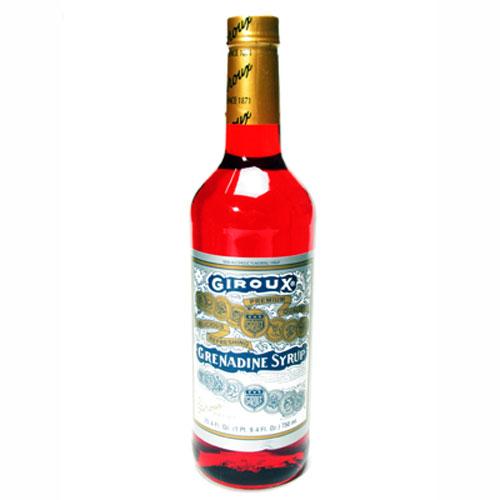 지룩스 그레나딘 석류시럽 750ml
