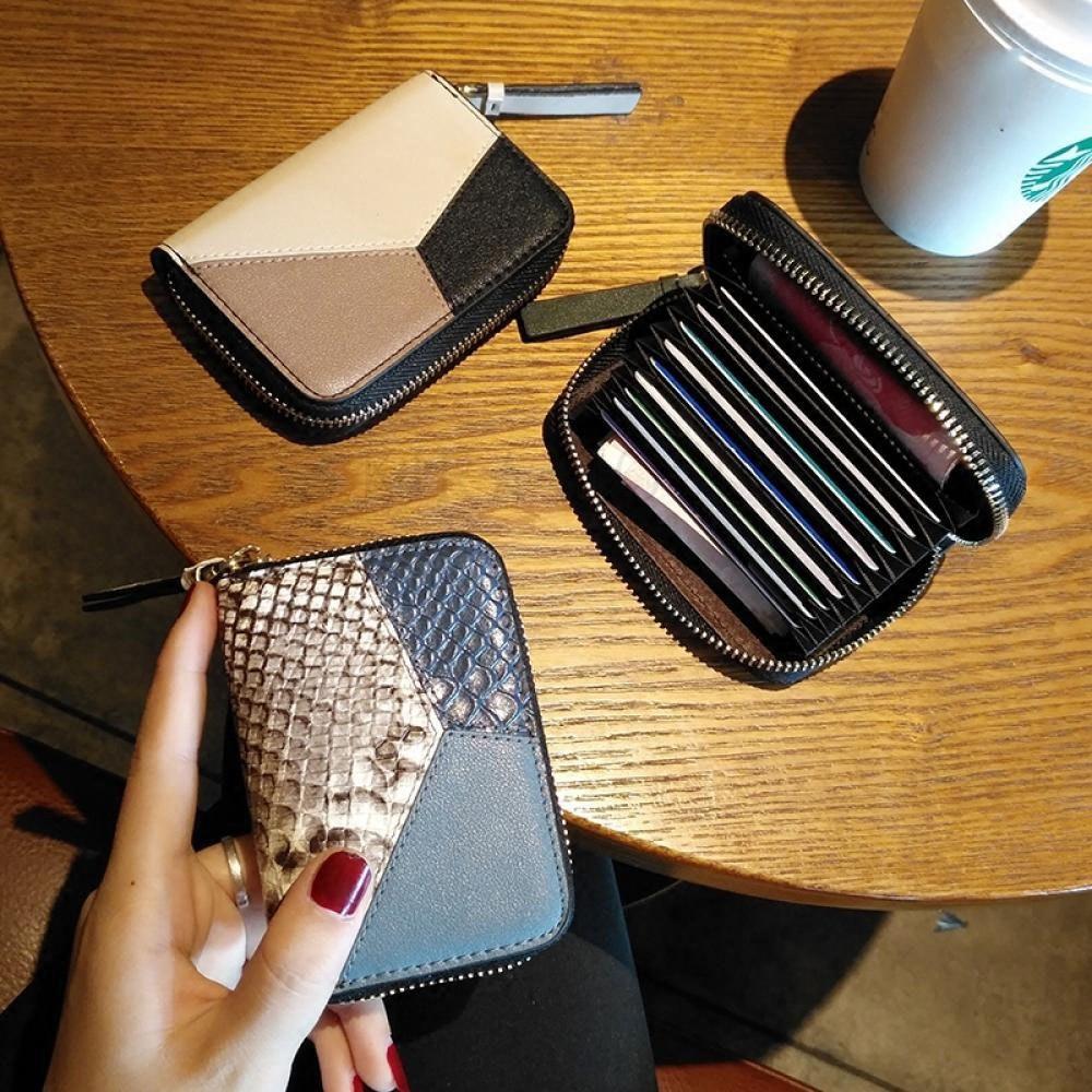 kirahosi 카드지갑 카드수납게이스 카드홀더 해외배송 113호 + 덧신 증정 Qthegym