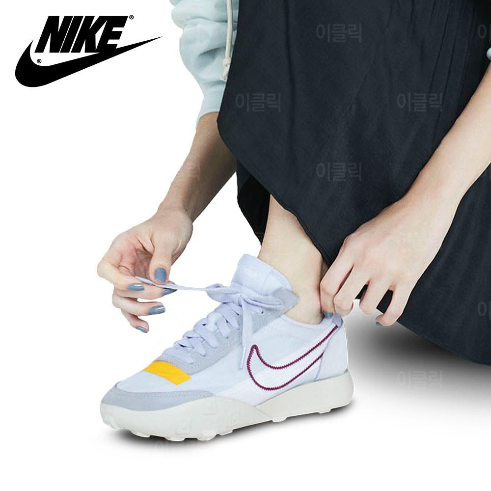 나이키 와플 레이서 2x 고스트 여성 운동화 신발 스니커즈 빈티지