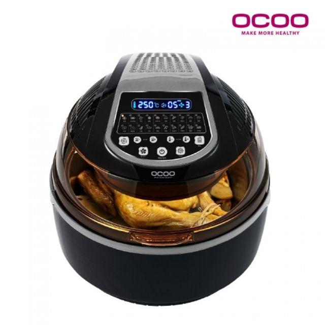 저온 고온 기능의 공기로 튀기는 오쿠에어오븐 10리터, 본상품선택