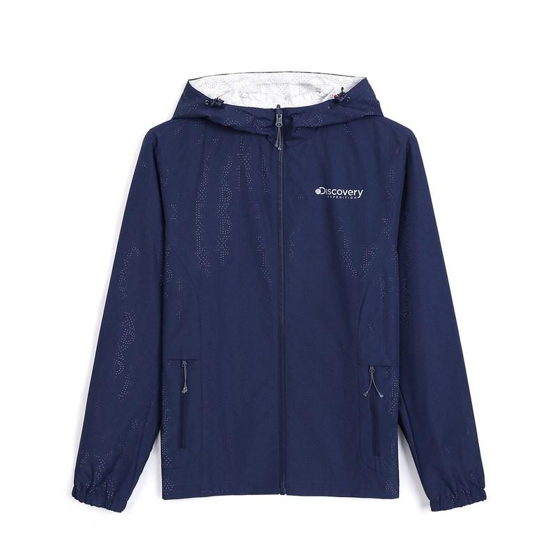 디스커버리 남자 바람막이 남성 등산 자켓 후드 집업 경량 재킷 방풍