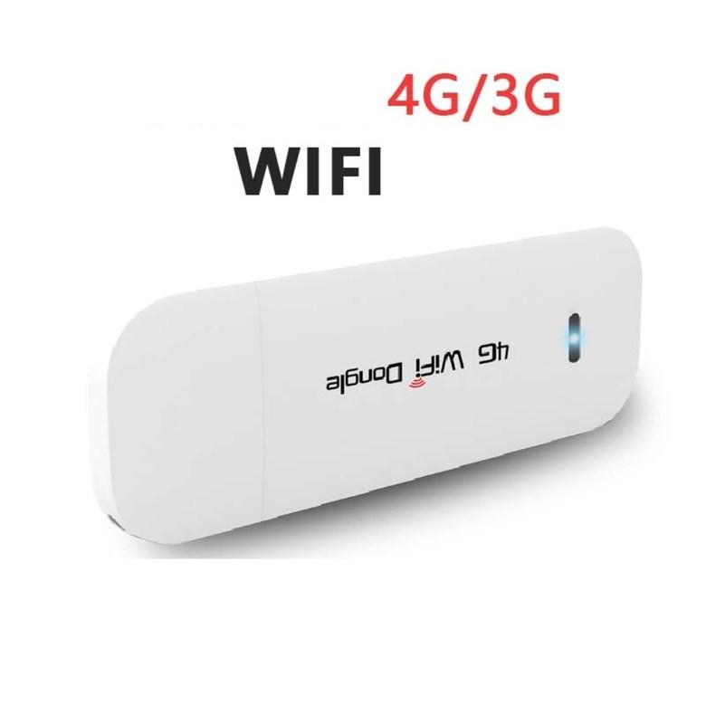 NEW 2021 최신형 블루투스 USB 동글이 KT 전용 화웨이 E8372 608 OEM LTE 4G 무선 동글 라우터, USB 와이파이 동글이 -WIFI A