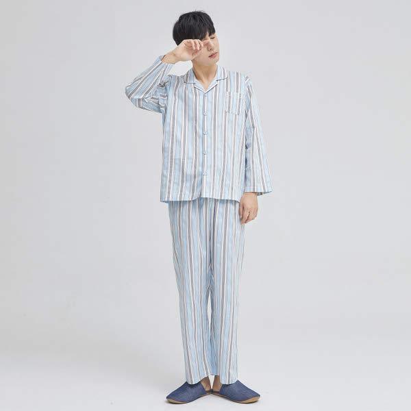 [현대백화점][오르시떼] 남성 소울메이트 긴소매 상하2