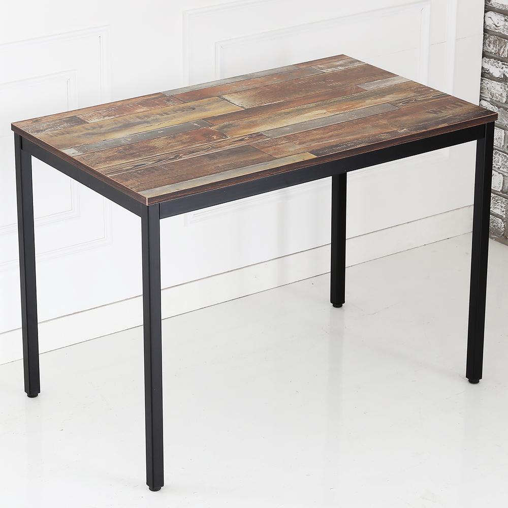 THEJOA 빈티지브라운 다용도 테이블 모음 티테이블/식탁/컴퓨터책상, 모던 1000 빈티지브라운