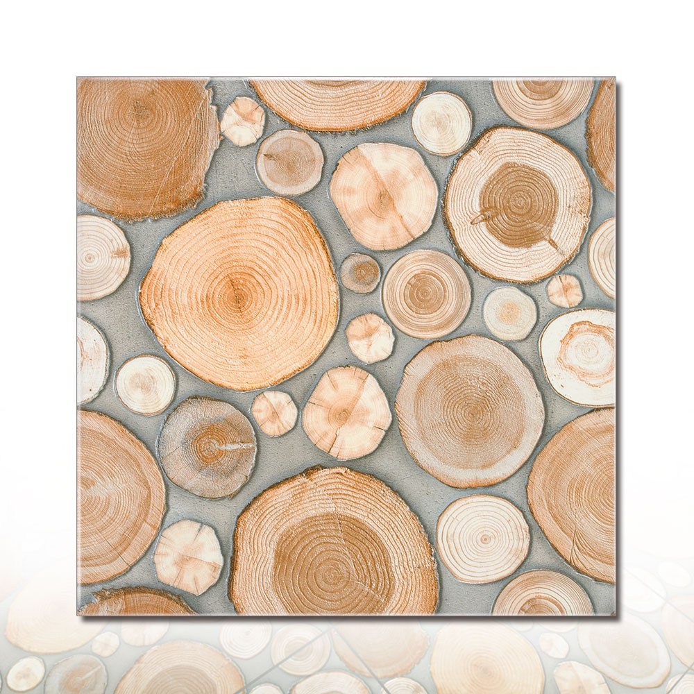 코토세라믹 수입 자기질 300각 바닥타일 _욕실 현관 주방 발코니 벽 타일 셀프시공 인테리어, 1box, 링우드_400각