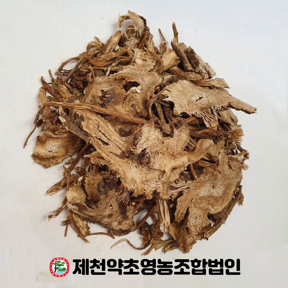 국산 강활 500g 제천약초영농조합 제천약초시장, 1, 500