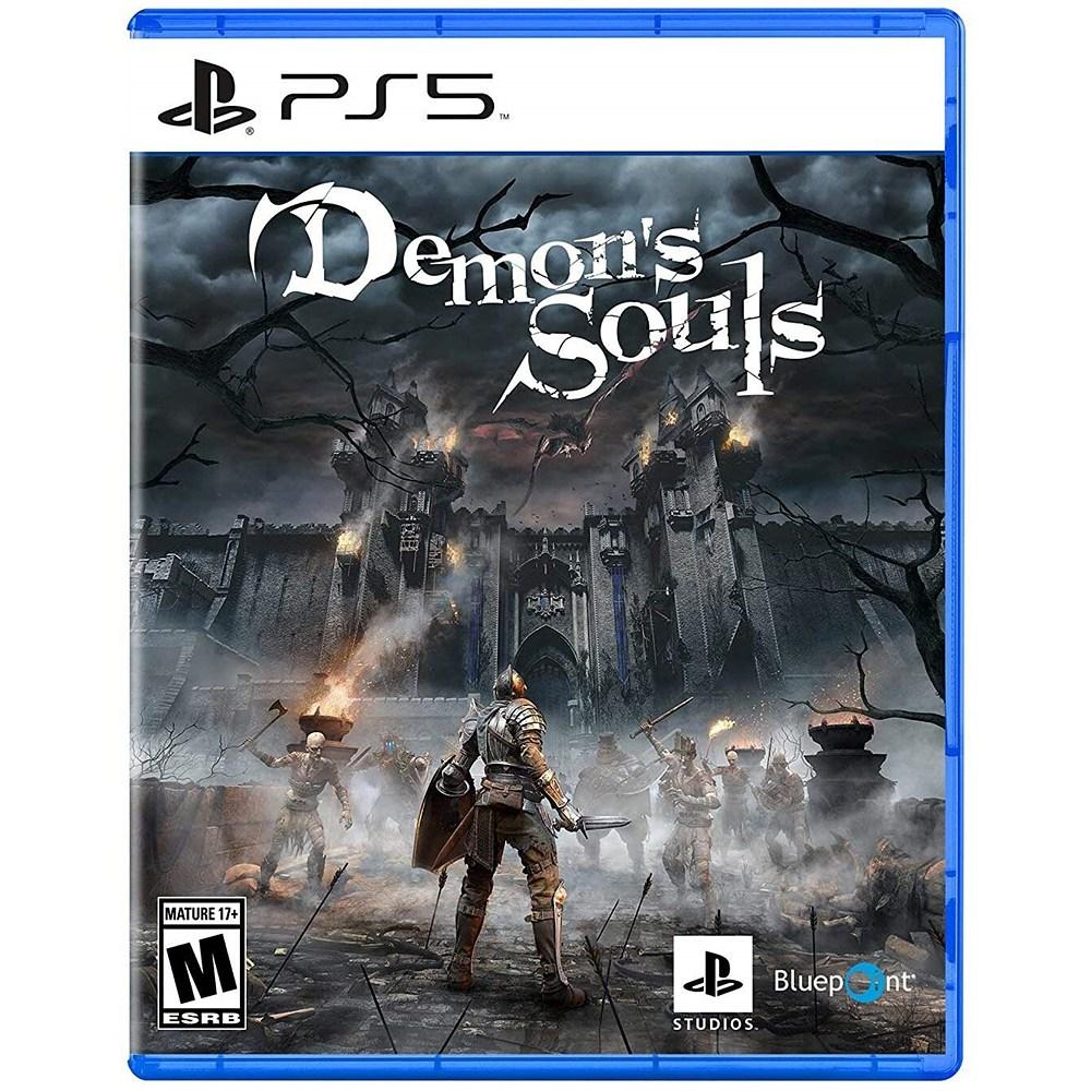 데몬즈 소울 Demon's Souls ? PS5 출시 11/12, 단일상품