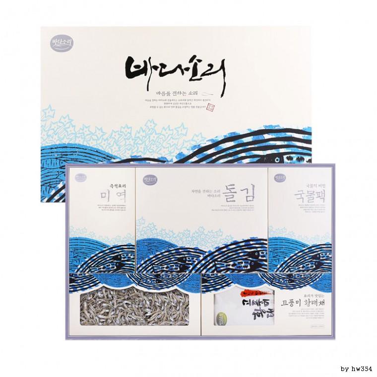 바다소리 보람4호 선물세트 어린이집설날선물 설선물세트 단품