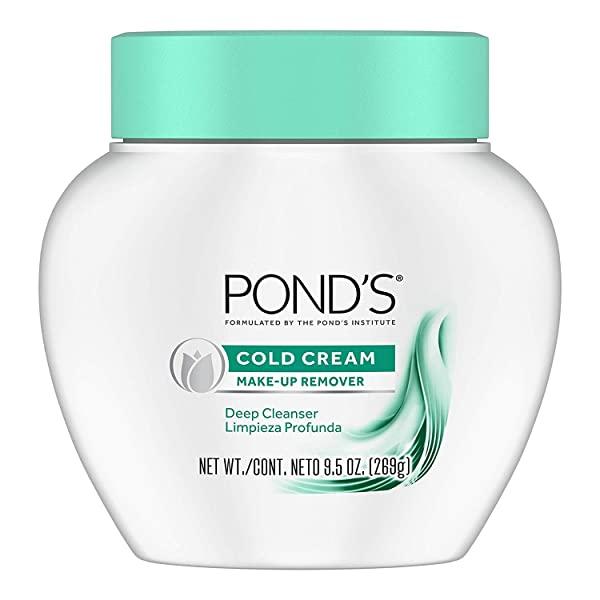 Pond's Cold Cream Cleanser 9.5oz/269g Jar