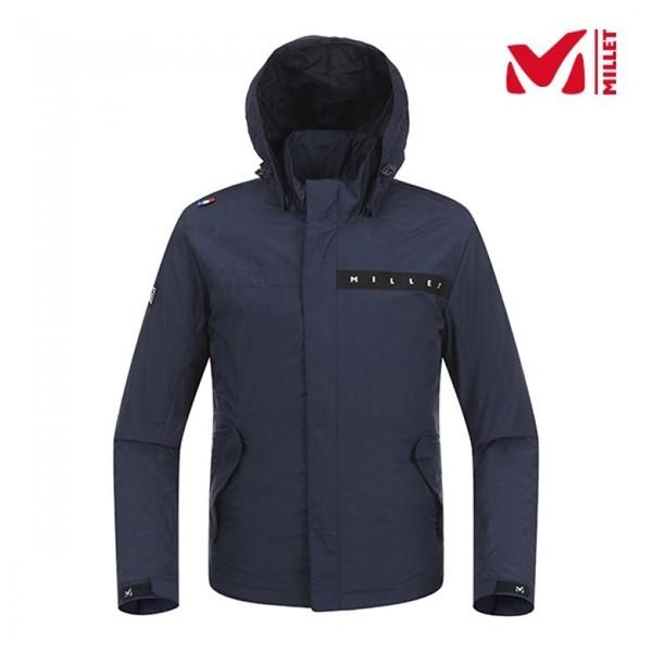 밀레 MILLET 남성 룩소르 방풍자켓 MGLFJ202