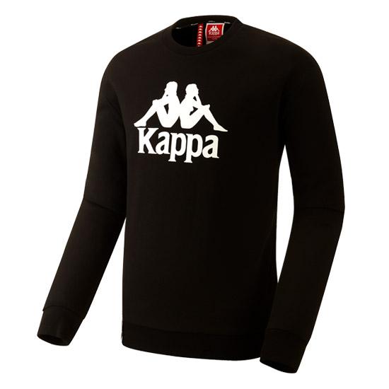 카파 남성용 222반다 맨투맨 티셔츠 KJRL151MN