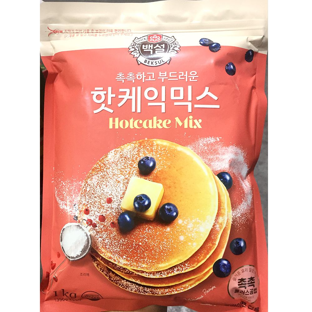 【红】 업소용 식당 식자재 주방 요리 재료 핫케익가루 CЯ4+VIP_ 식자재호떡믹스, CЯ 1