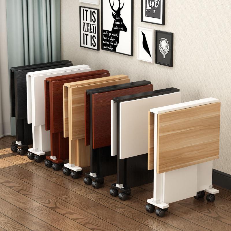 MF 좁은주방식탁 보조조리대 이동식식탁 슬라이딩식탁, 화이트 가로 80 X 세로40 X 높이60