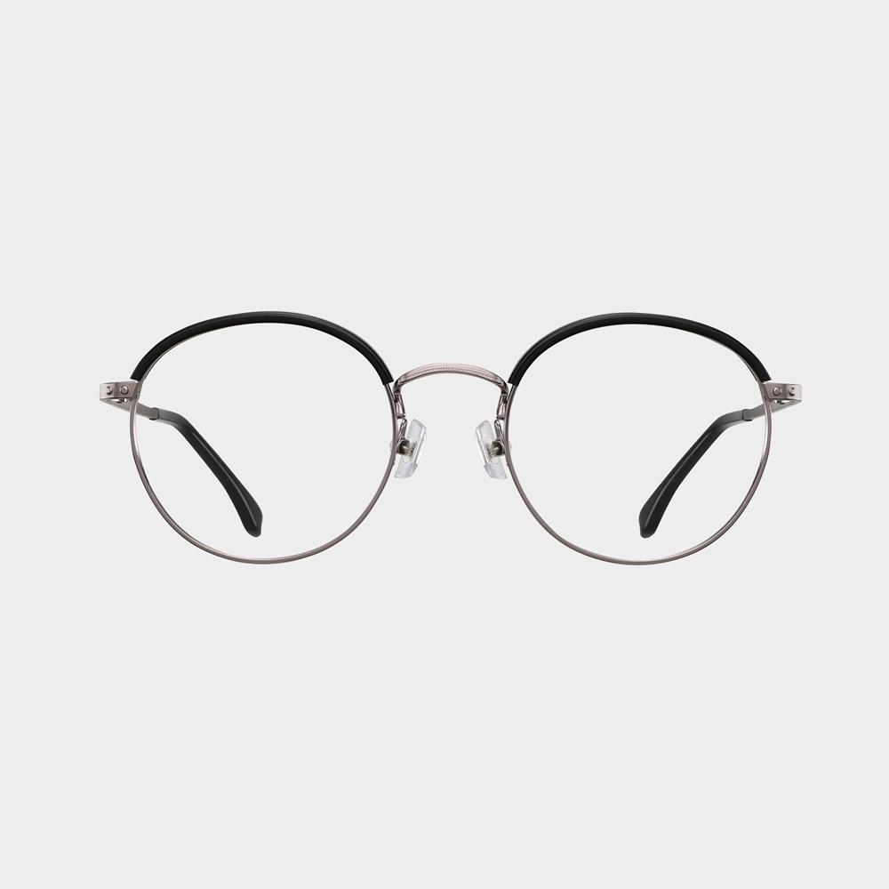 VENETY grey-black 안경테 다초점 굴절률 큰