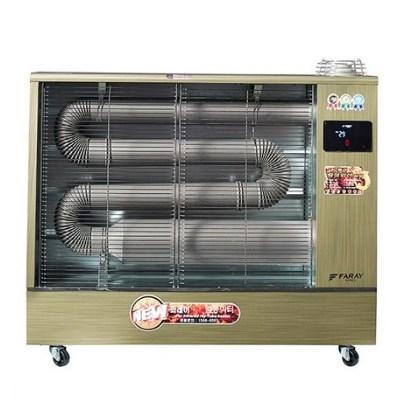 [화레이 원적외선 튜브 히터] FK-1600 (40평형) 돈풍기 열풍기 석유히터 학교용 회사용 공장용 업소용 산업용