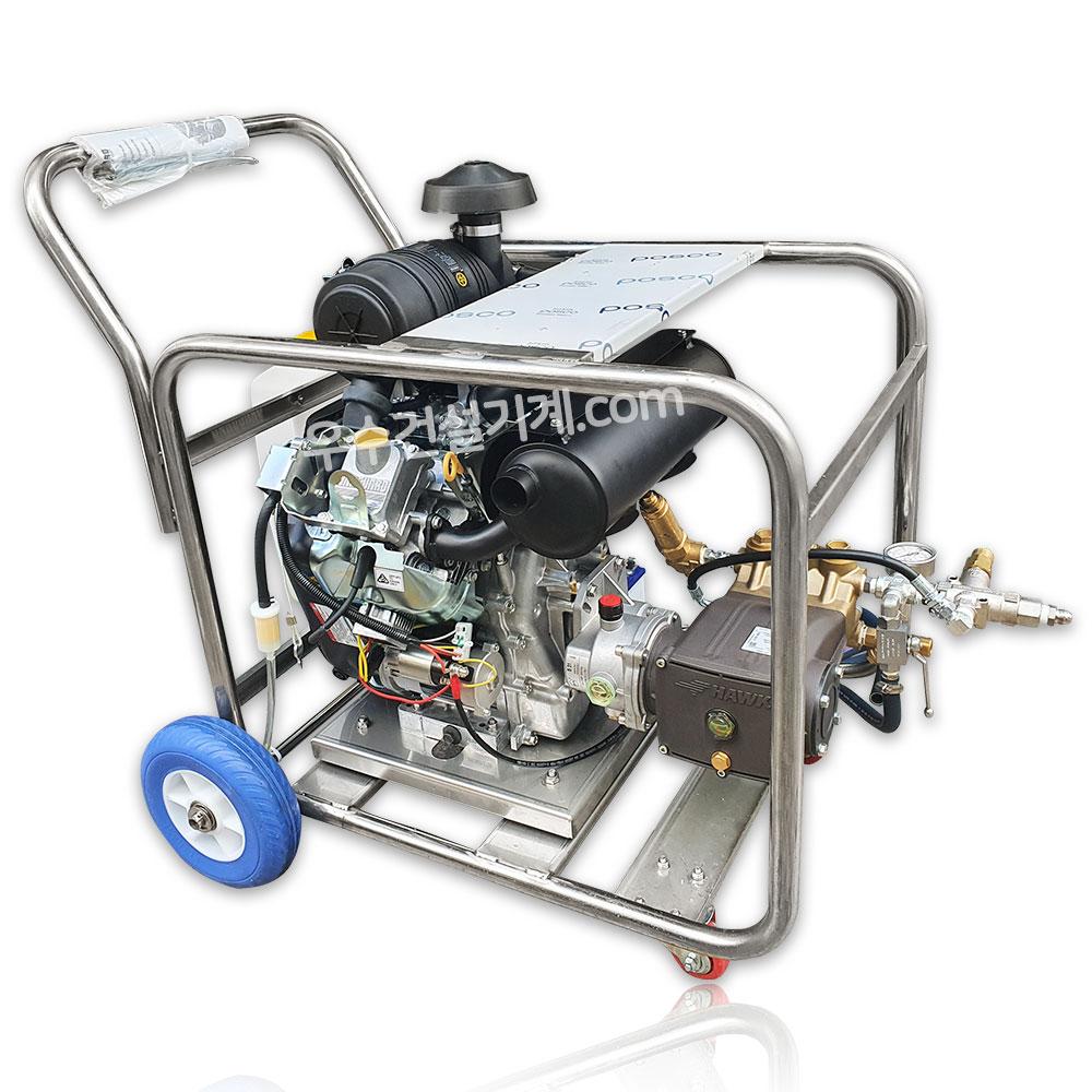 블루 엔진 고압세척기 VE-3521, 1대