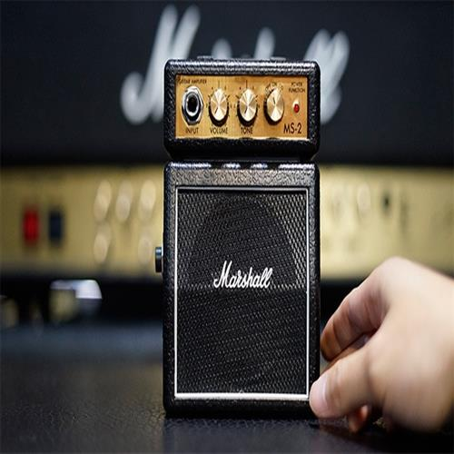 스피커 악기 액세서리 소형 휴대용 핸드 미니 기타 앰프 마샬 ms2