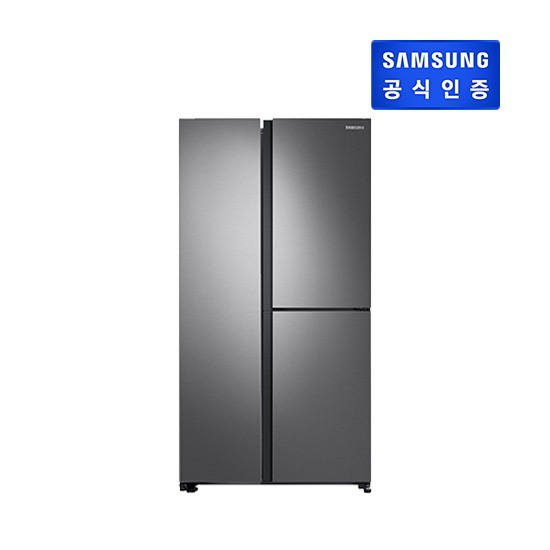 [E] 2021NEW 삼성 푸드쇼케이스 냉장고 RS84A5041G2, 없음