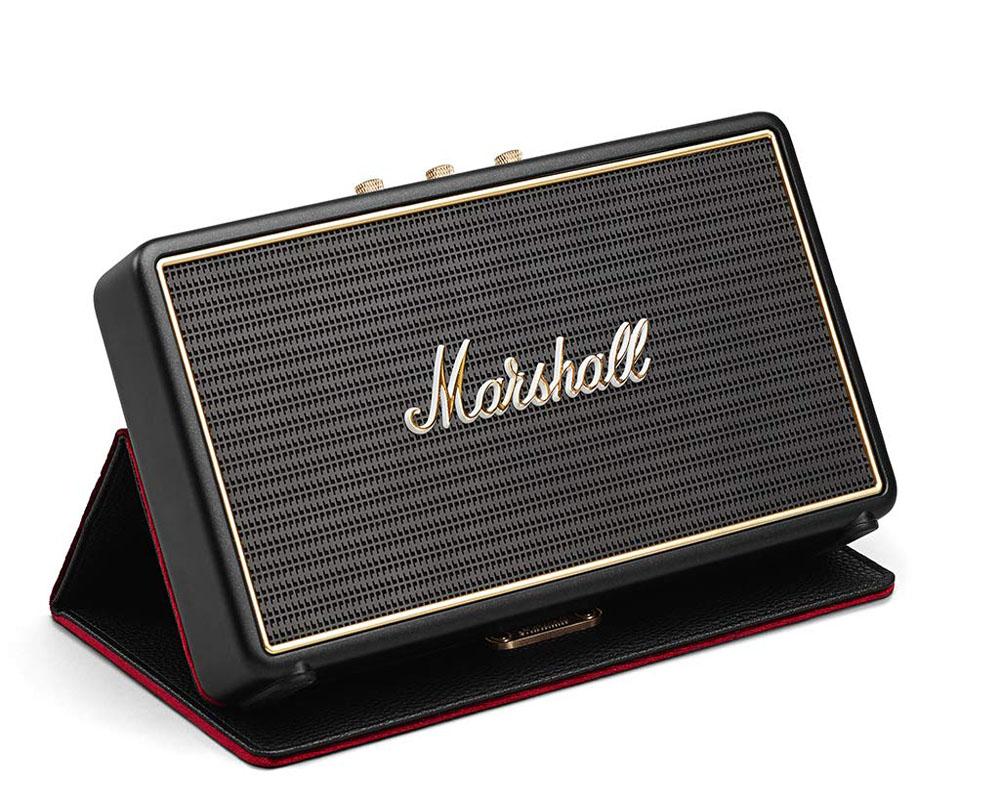 마샬 스톡웰 스피커 Marshall Stockwell Flip Cover Bluetooth Speaker, 공식 표준