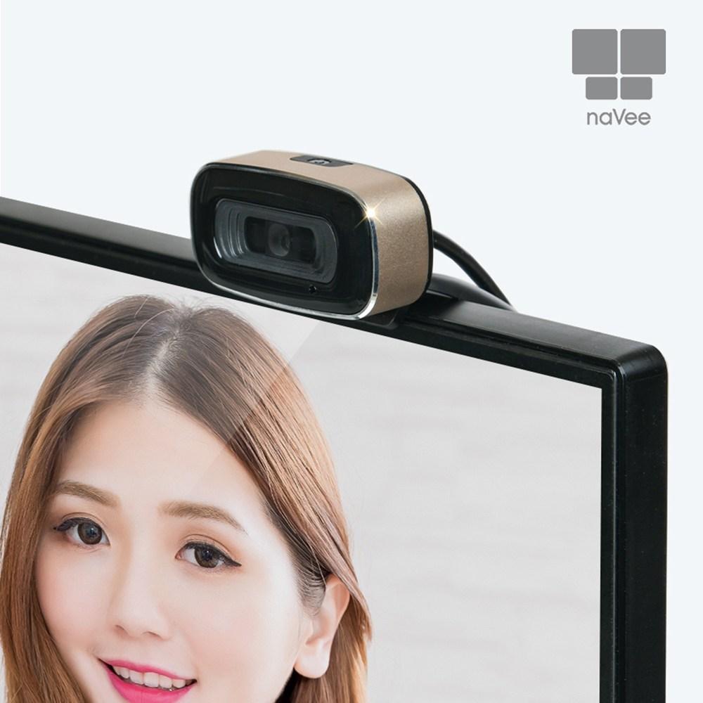 NV50-HD100 라이브캠 리얼720P 30프레임 1인방송 웹캠