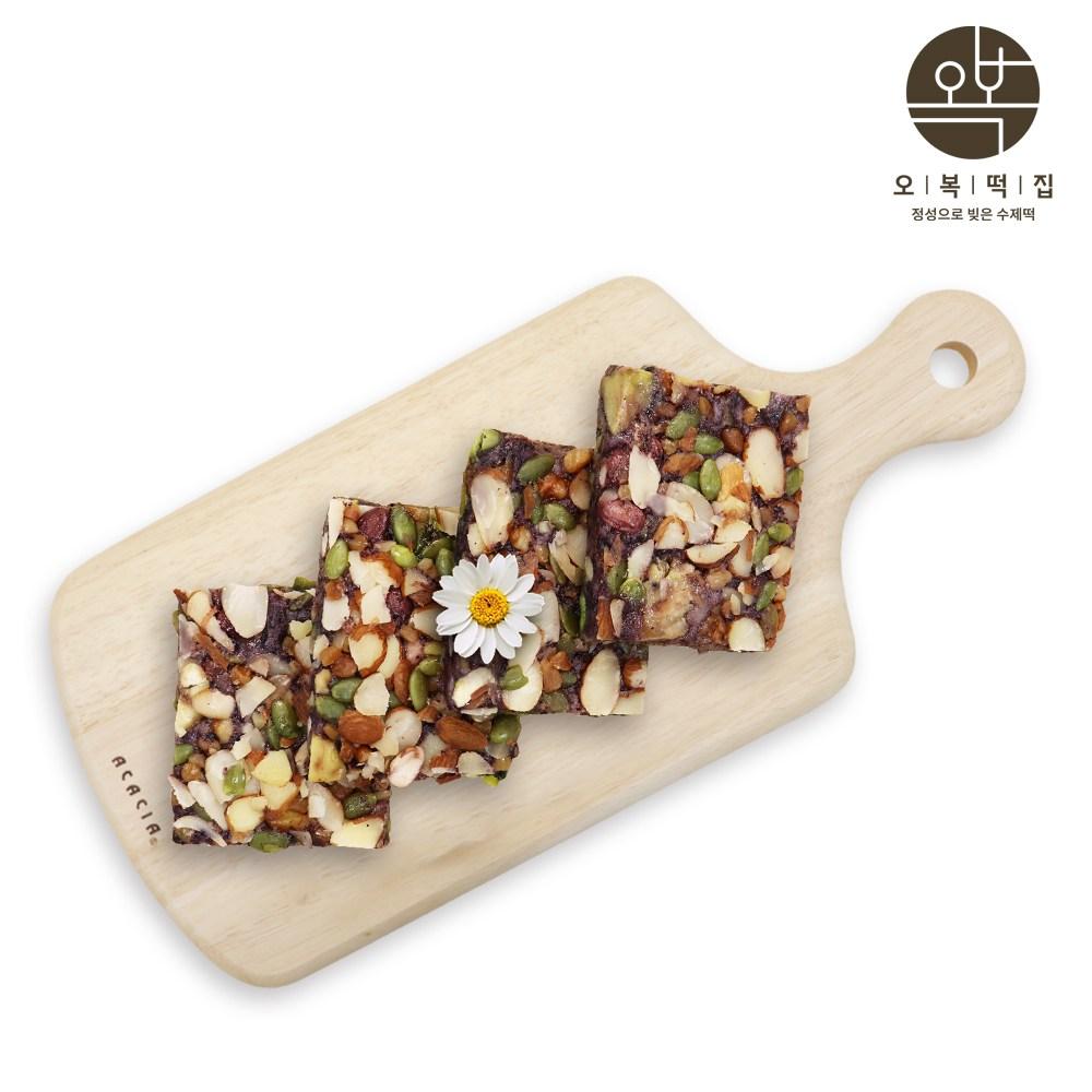 흑미영양찰떡 흑미 영양떡 개업선물 이사떡 개별포장떡