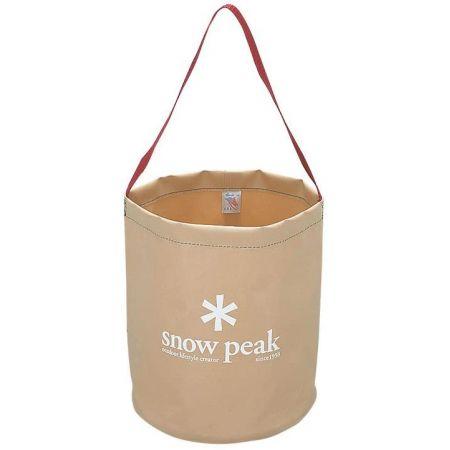 스노우 피크 (snow peak) 캠프 양동이 FP-152 9999992803265, One Size, One Color