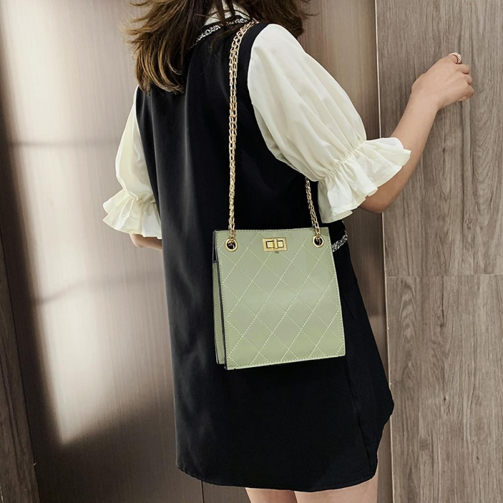kirahosi 가을 여성 크로스백 체인백 숄더백 캐주얼 패션 핸드백 가방 455 CM8+덧신 증정 V99k34q