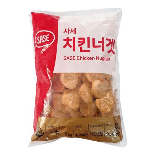 [사세] 치킨너겟_1kg_식자재쇼핑몰, 1개