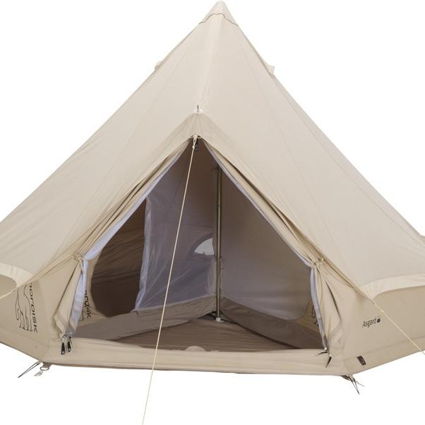 노르디스크 아스가르드 7.1 m 돔 벨 형 텐트 3 인용, 3인, 아스가르드7.1+이너캐빈