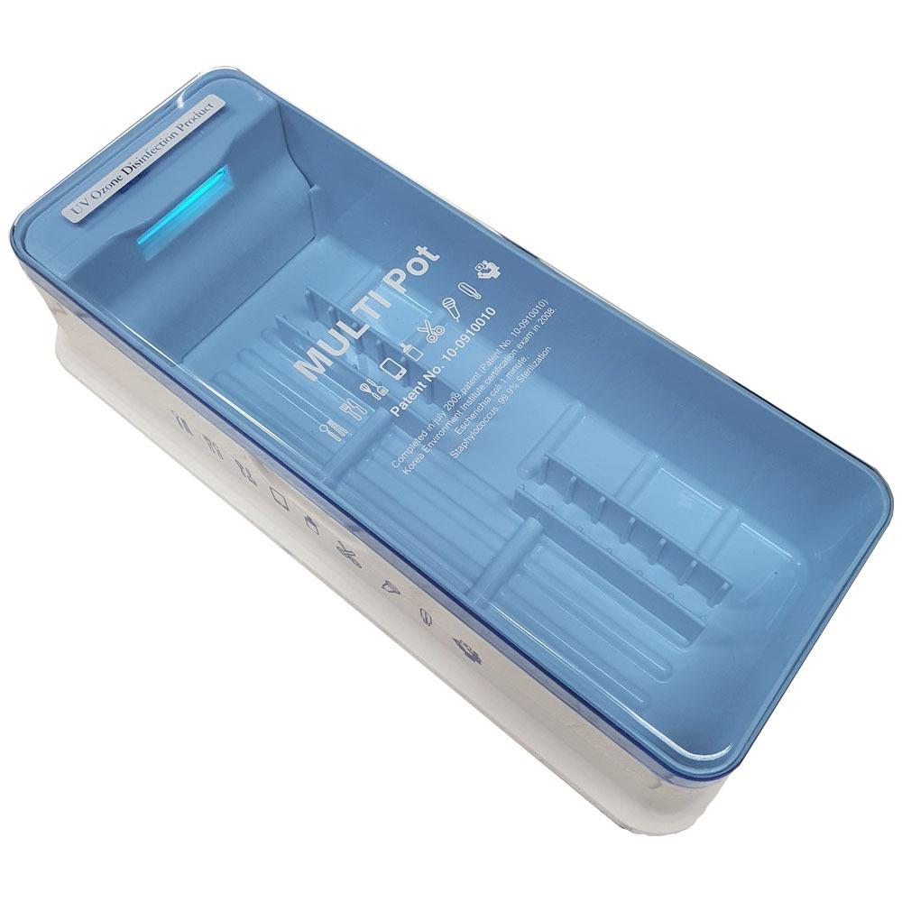 크린챔버 다용도 마스크살균기 스마트폰소독기 DK-600BT, 단일상품