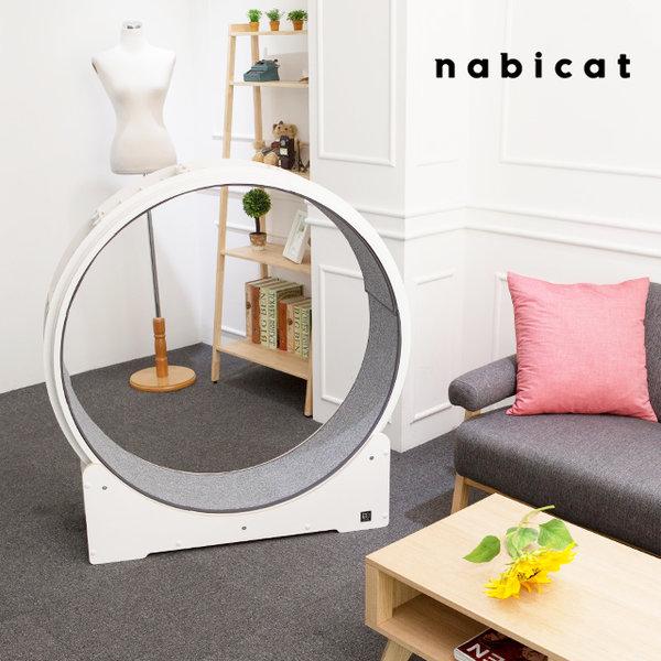 나비캣 레인보우 캣휠 고양이캣휠 고양이장난감, 단품