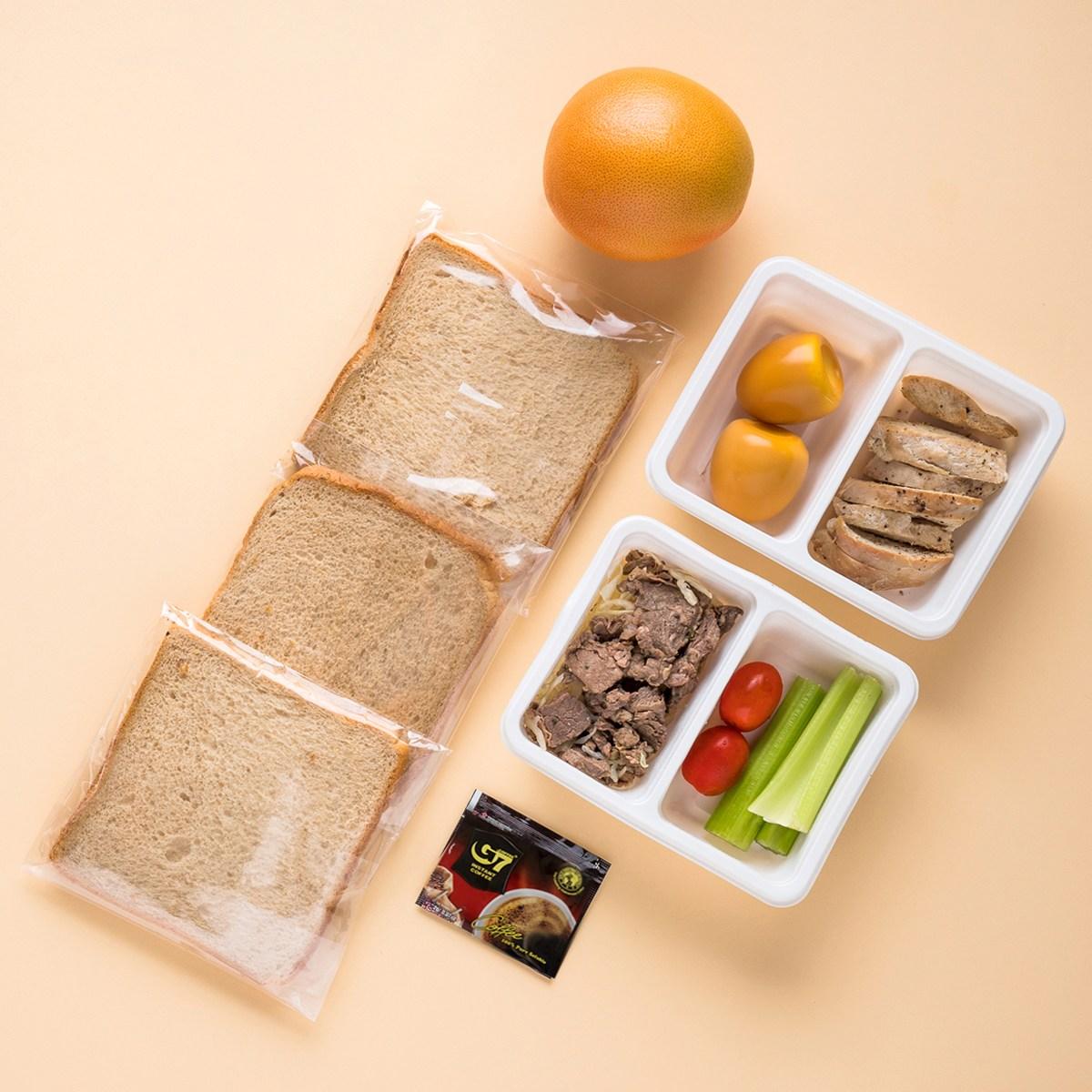 슬림쿡 [정기배송] 덴마크 프로그램 식단관리 도시락 X 2주, 단품