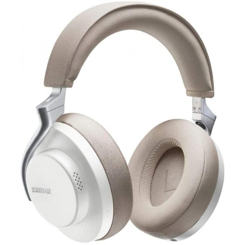 [독일] Shure AONIC 50 무선 헤드피스 냉각 스튜디오 품질의 일류 사운드 블루투스 5 편안한 오버 이, 단일옵션, 단일옵션