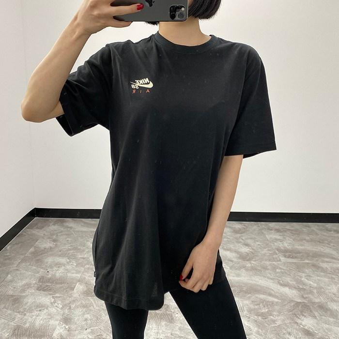 나이키 CO SB 에어 드라이핏 남녀공용 반팔 티셔츠-3-5410542129