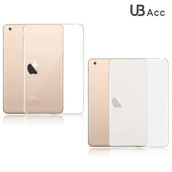 (UBACC (UB 아이패드 4세대 (A1458/A1459/A1460) (소프트 젤리 TPU 백커버 케이스 투명 아이패드/투명/케이스/젤리/백커버/세대/소프트, 단일색상