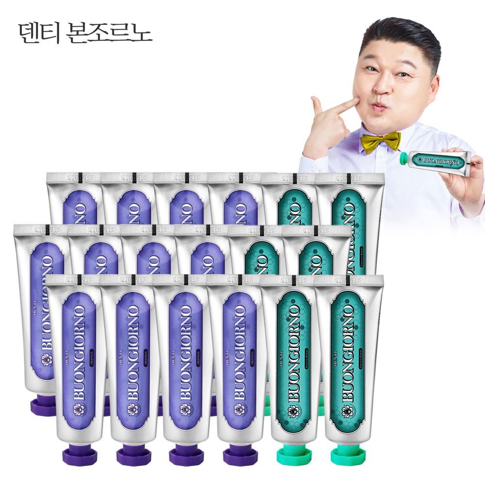 치약SET (잇몸100g 12개+구취100g 6개), 1set