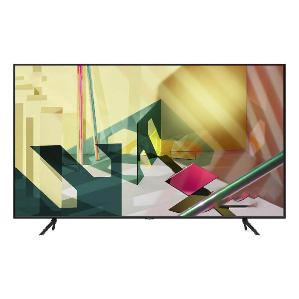 삼성전자 QLED 4K UHD 타이젠OS 스마트 TV 55인치(140cm) QN55Q70T, 스탠드
