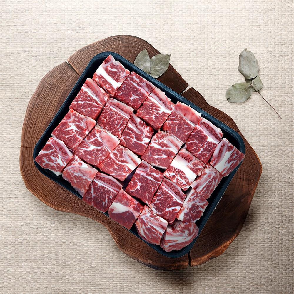 호주산 찜갈비 1kg, 단품