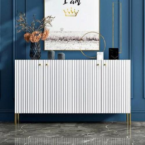 광파오븐장 냉장고장 냉장고틈새장 페니로니 라이트 북유럽 디너 테이블 현대 심플 티, 02 [키높이 경쾌] 1.4m 95높이, 01 쌍문